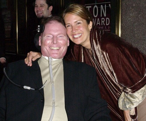 Christopher Reeve's daughter gives birth to a son, names him Christopher