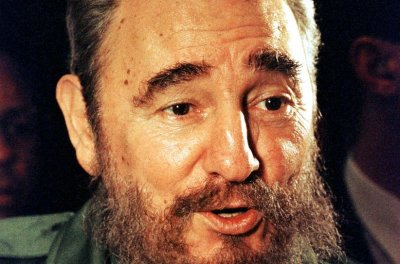 Fidel Castro gives rare, possible farewell speech at Cuba's Communist Party congress