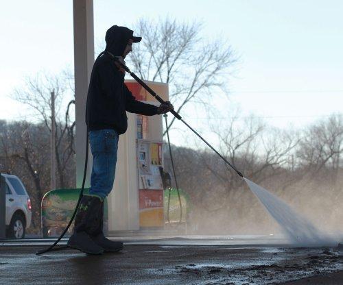 U.S. gasoline demand soars