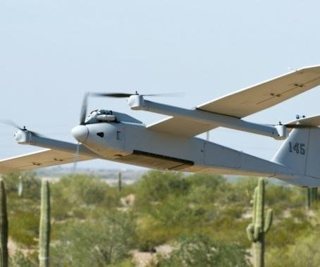 Mexico flies Arcturus fixed-wing VTOL UAV