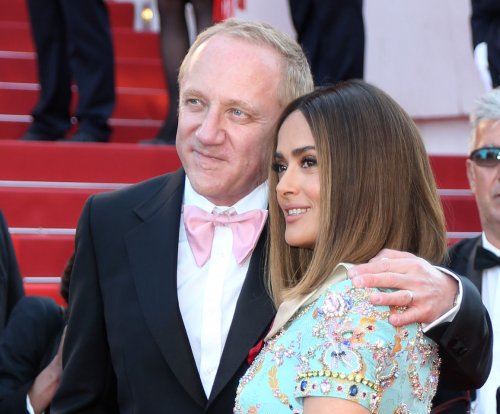 Salma Hayek once wrongly suspected husband of cheating