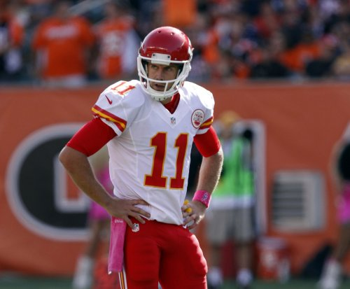 Kansas City Chiefs QB Alex Smith 'shocked' by Jeremy Maclin's release