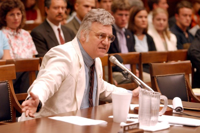 On This Day: House expels Rep. James Traficant