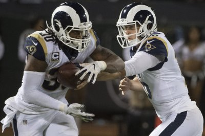 Todd Gurley powers Rams past Broncos