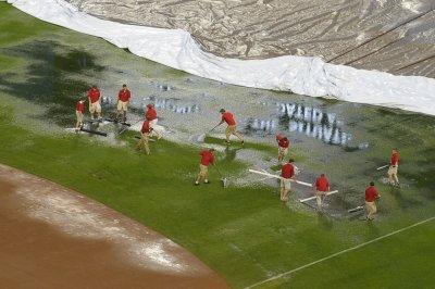 MLB: San Fran. at Washington, ppd., rain