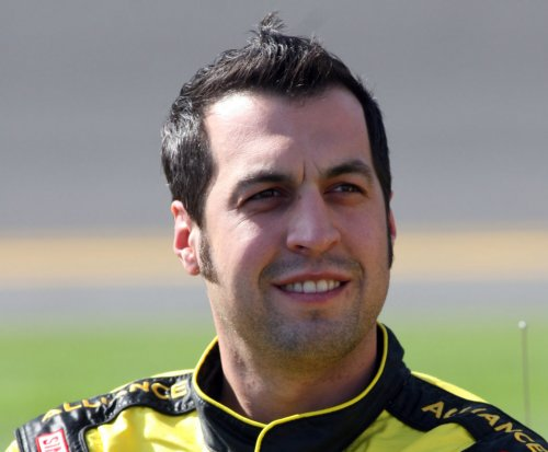 Sam Hornish Jr. gets Father's Day gift from Joe Gibbs Racing