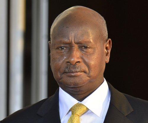 Resolution allows Ugandan President Yoweri Museveni to run again in age-limit change