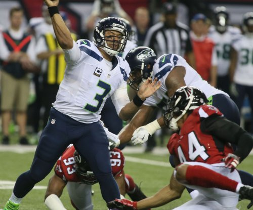 Atlanta Falcons' defense goes prime time with showing against Seattle Seahawks