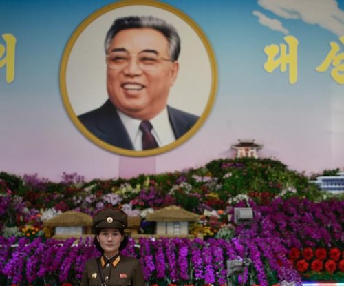 Syria's top diplomat in North Korea holds banquet for officials
