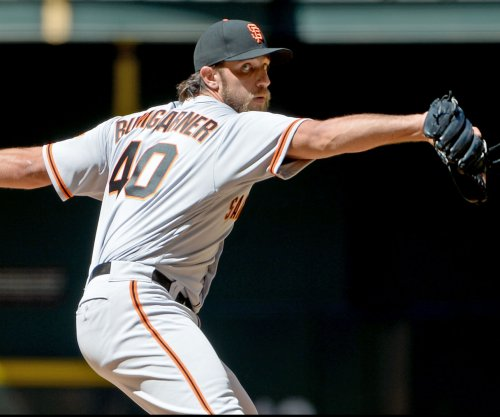 San Francisco Giants lose Madison Bumgarner for up to 2 months