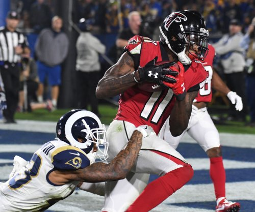 Atlanta Falcons: Julio Jones sits out practice