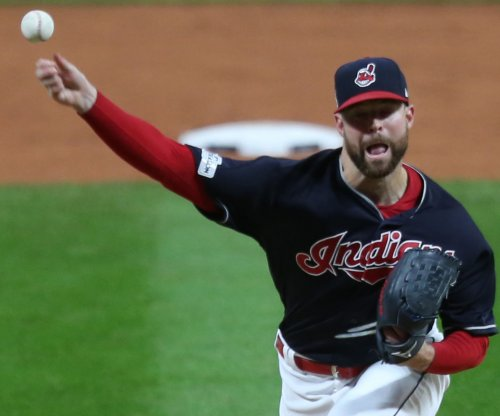 Corey Kluber aims to pick off where he left off as Indians host Brewers