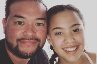 Jon Gosselin sends daughter Hannah off to school: 'New beginnings'