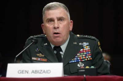 Retired Gen. John Abizaid nominated as U.S. ambassador to Saudi Arabia