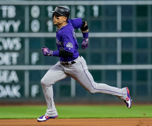 Cleveland Indians desginate outfielder Carlos Gonzalez for assignment