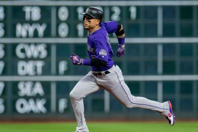 Cleveland Indians desginate outfielder Carlos Gonzalez for assignment