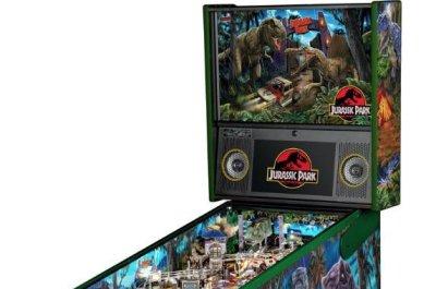 Stern releases 'Jurassic Park' pinball machine
