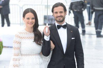 Prince Carl Philip, Princess Sofia introduce newborn son, Prince Julian