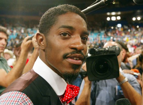 Andre 3000 arrested for alleged speeding