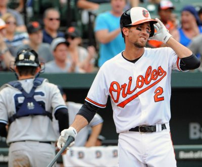 Baltimore Orioles open up series with Texas Rangers
