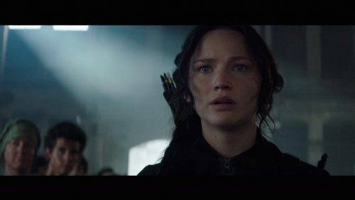 New 'Hunger Games' teaser trailer: 'Our leader the Mockingjay'