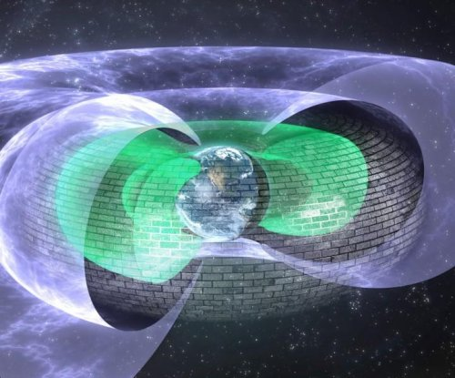 Earth protected by 'Star Trek'-like particle shield
