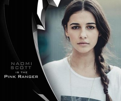 Naomi Scott to play Pink Power Ranger in upcoming film
