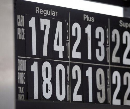Gas prices down for 25 straight days