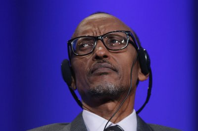Rwandan president to seek third term