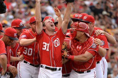 Max Scherzer strikes out 20 in Washington Nationals' win over Detorit Tigers