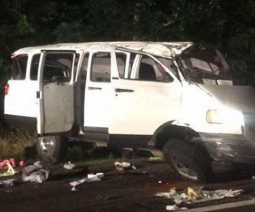 Six dead, 10 hospitalized after crash on I-95 in Virginia