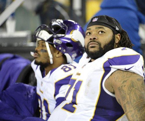 Minnesota Vikings' revamped O-line begins to take shape