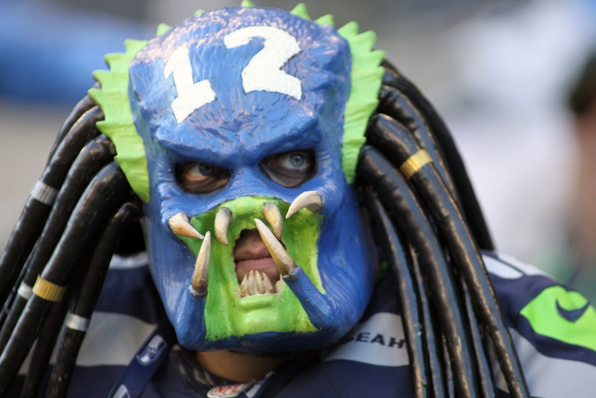 Seattle seahawks ink deal with texas am football over 12th man seattle seahawks ink deal with texas am football over 12th man upi voltagebd Images