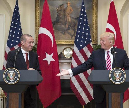 Trump, Turkey's Erdogan tout cooperation against terrorism