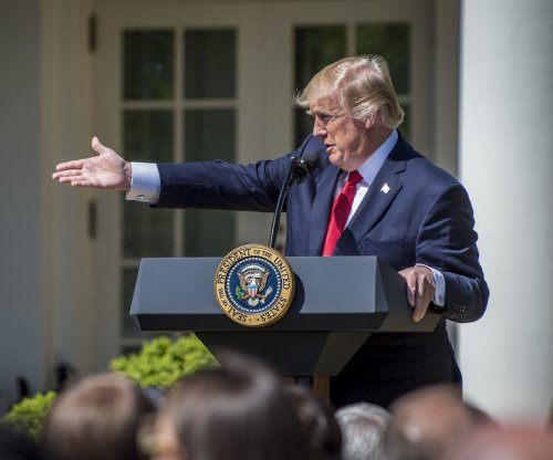 Trump suggests ending Senate filibuster to pass healthcare, tax reform