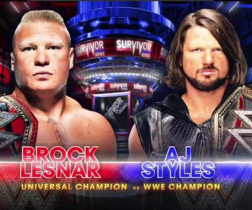 WWE Survivor Series: Brock Lesnar defeats AJ Styles, Team Raw is victorious