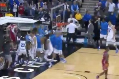 UCLA beats Wisconsin with buzzer-beater