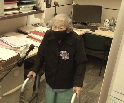 California state worker celebrates 77 years of service, 100 years of life