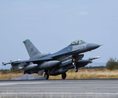 U.S. Air Force begins NATO policing mission in Bulgaria