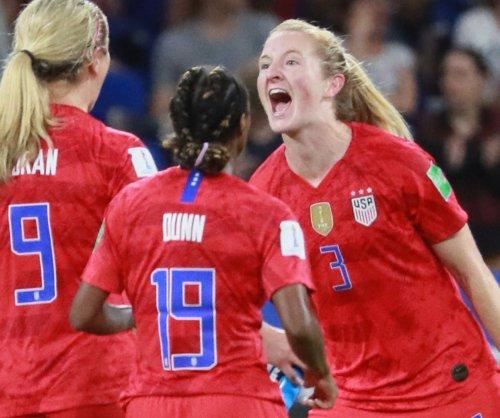 Soccer: Mewis, U.S. women beat Portugal, push unbeaten streak to 40