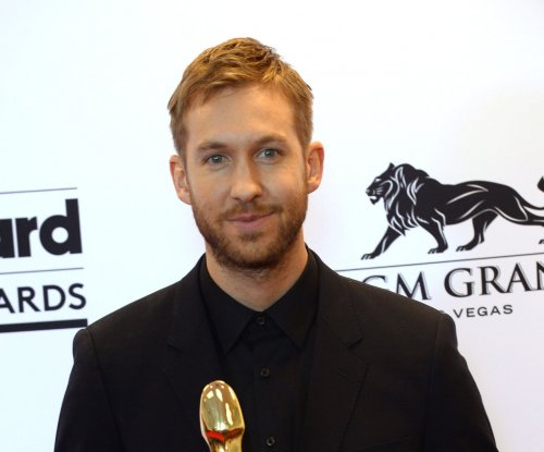 Calvin Harris calls Taylor Swift 'my girl' in tweet after changing Apple Music's policy