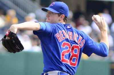 Kyle Hendricks helps Chicago Cubs blank Milwaukee Brewers