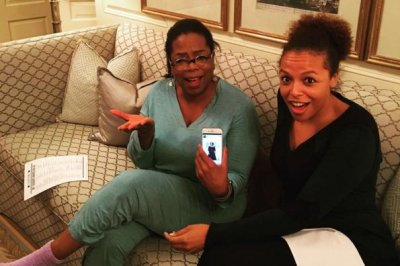 Oprah responds to Whoopi being mistaken for her at Oscars