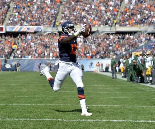 Chicago Bears WR Alshon Jeffery sidelined by hamstring injury