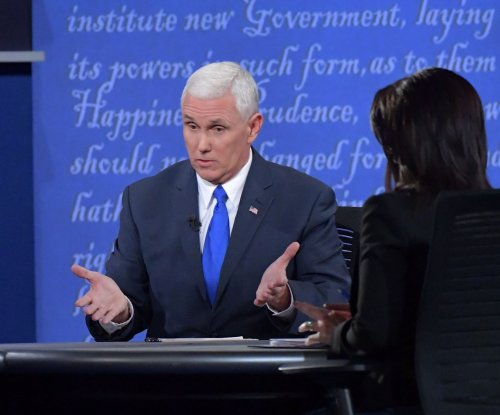 'That Mexican thing' goes viral after Mike Pence rebuttal in VP debate