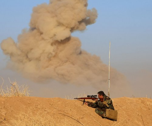 Militants digging in means fight for Mosul may take a while, officials say