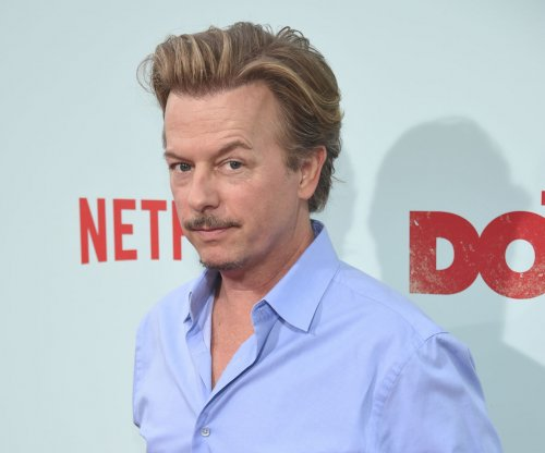 David Spade sustains minor injuries in three-car crash