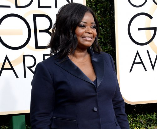 Octavia Spencer is crowned 2017 Hasty Pudding Woman of the Year