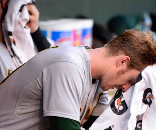 Oakland Athletics: Mark Canha undergoes wrist surgery
