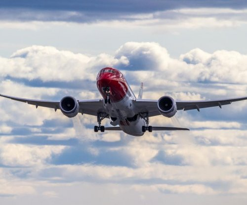 Norwegian Air sets transatlantic flight time record on New York-London trip